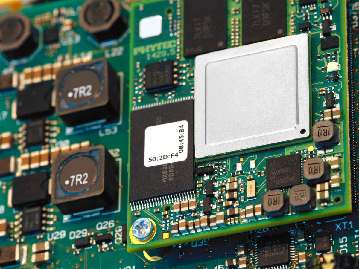 Conception de circuit électronique