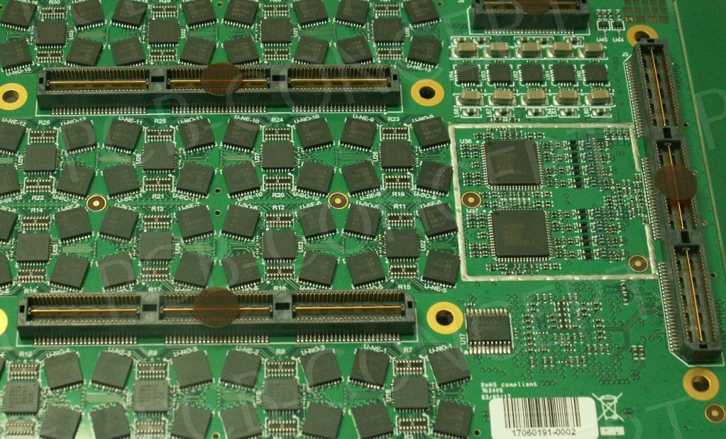 Routage et placement composants circuit imprimé